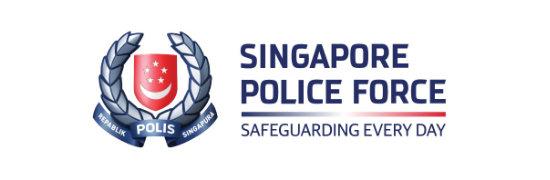 Singapore Police Force logo
