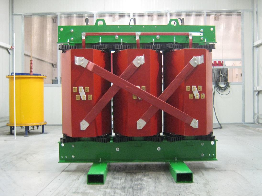 Poly Cast Resin Transformer 1