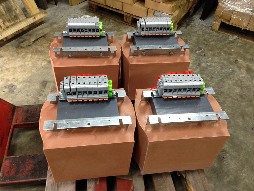 Poly Cast Resin Transformer 2