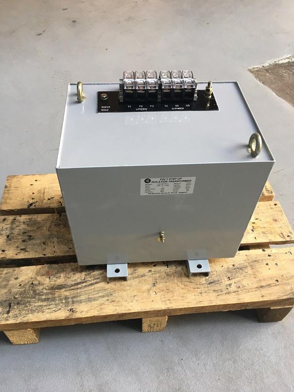 Poly Cast Resin Transformer 7