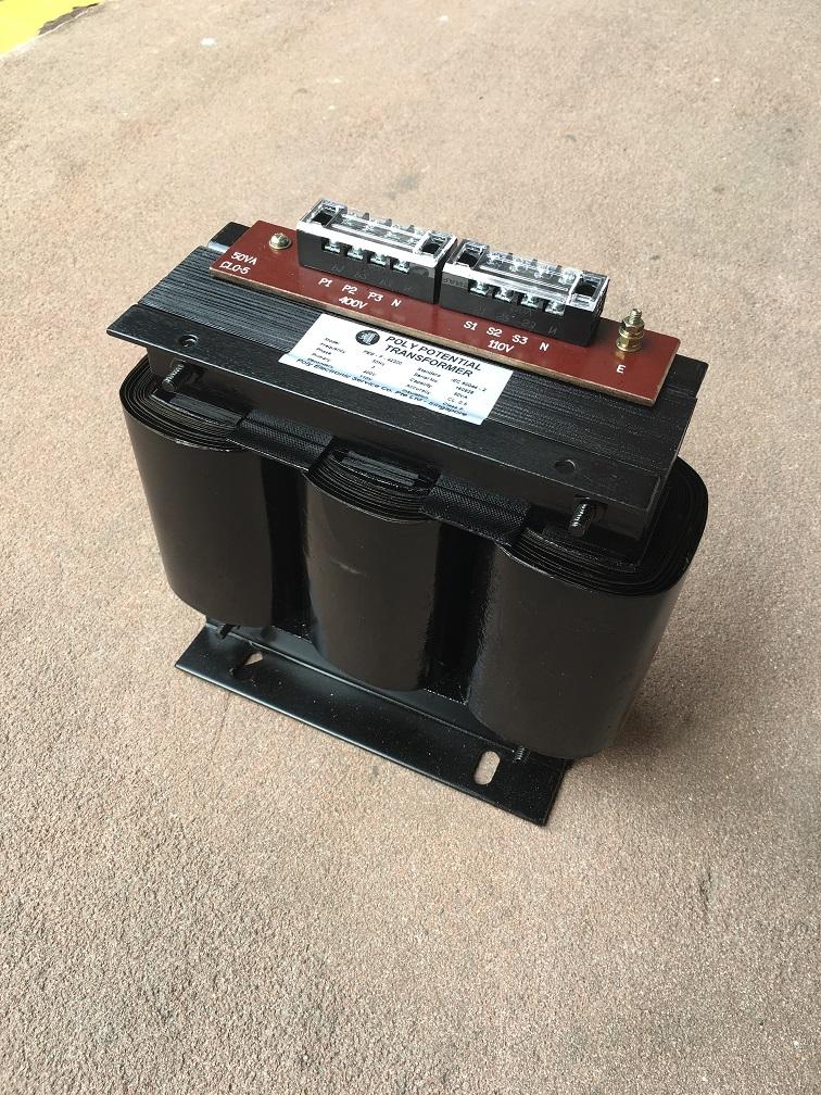 Poly Control Transformer 4