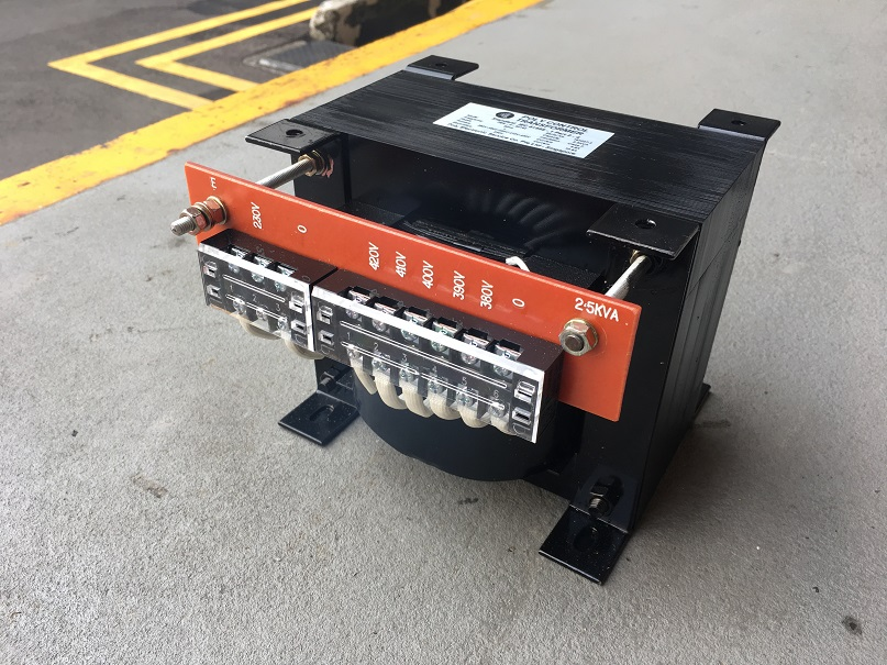 Poly Control Transformer 5
