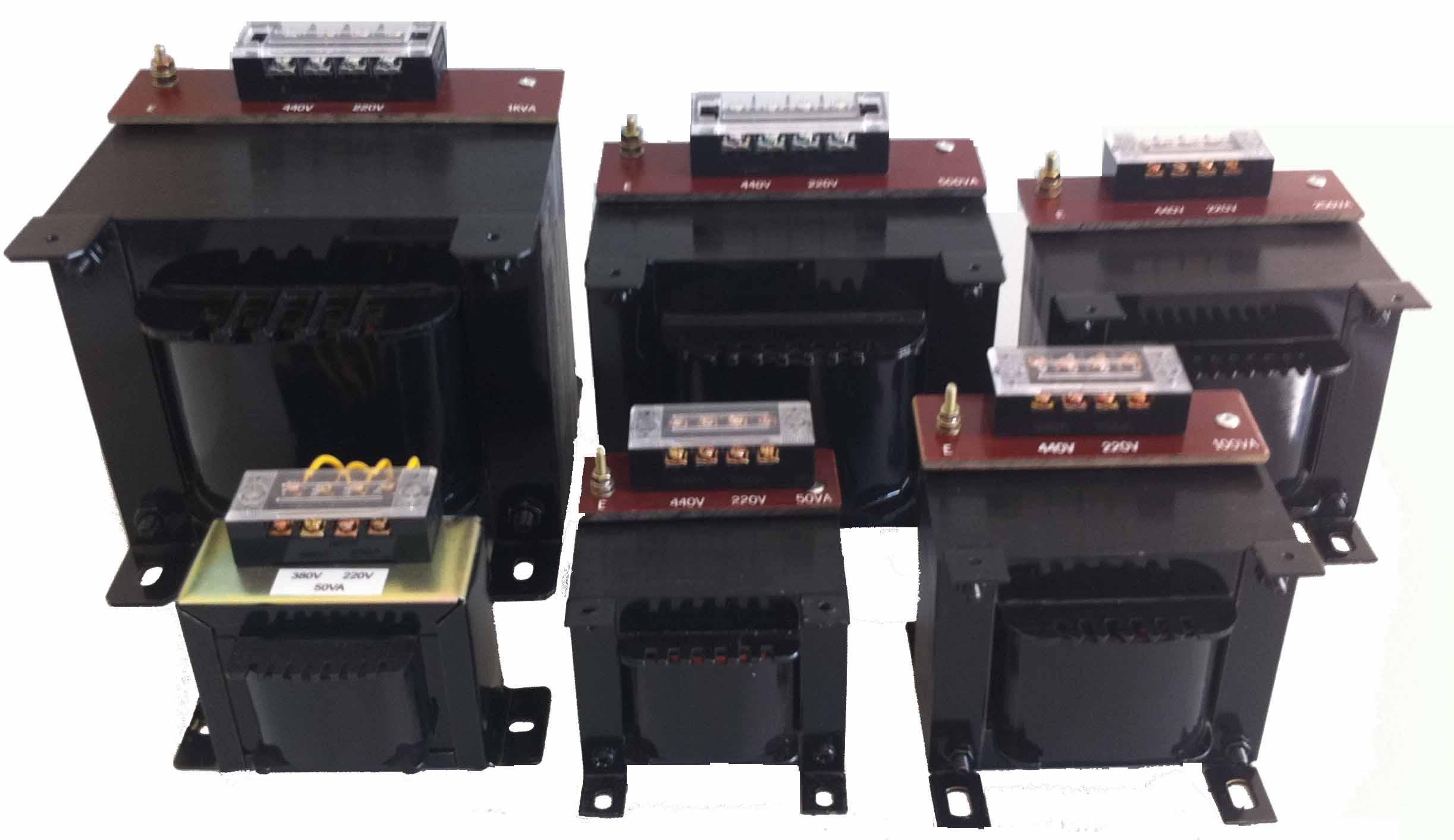 Poly Control Transformer 7