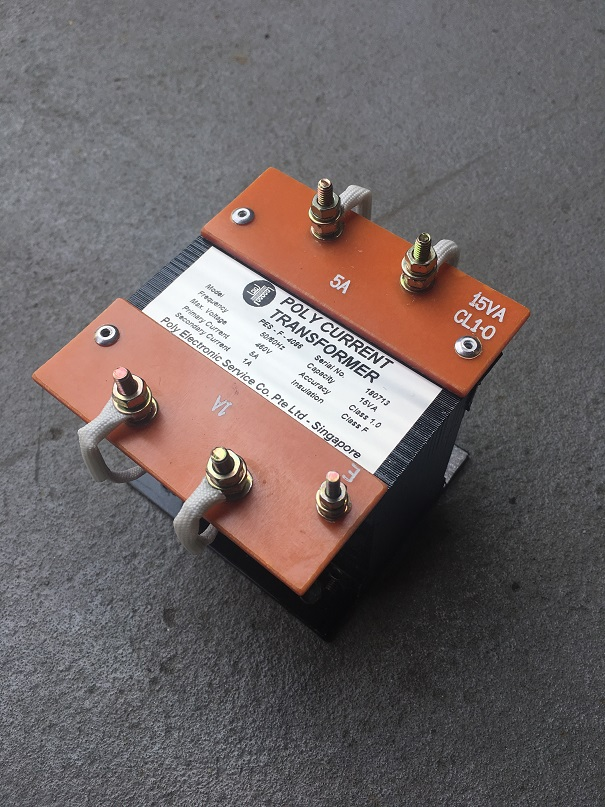 Poly Instrument Transformer 1