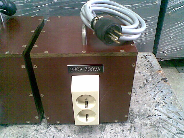 Poly Instrument Transformer 3