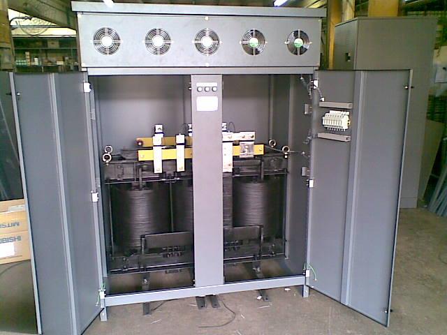Poly Isolation Transformer 1