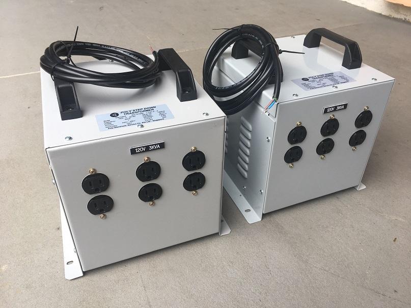 Poly Portable Transformer 1