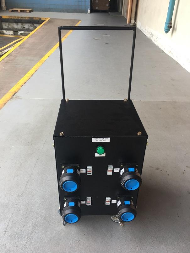 Poly Transformer db 4