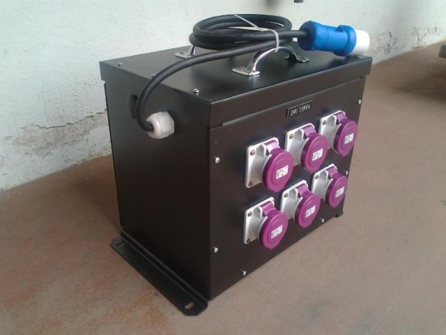 Poly Hand Lamp Transformer 1