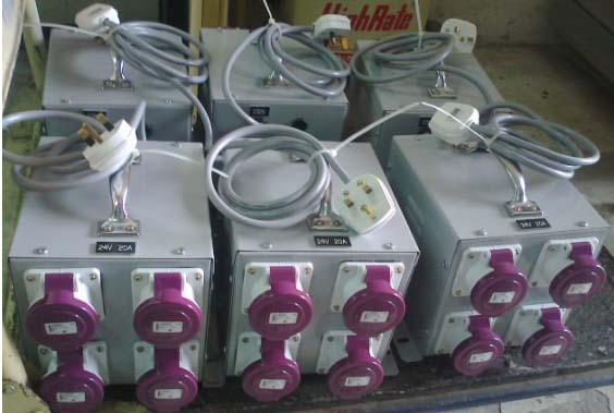 Poly Hand Lamp Transformer 3