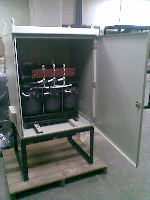 Poly Outdoor Transformer 4