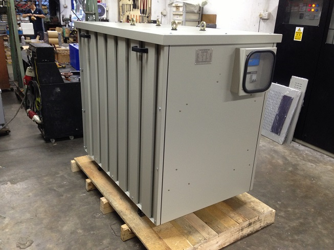 Poly Outdoor Transformer 5